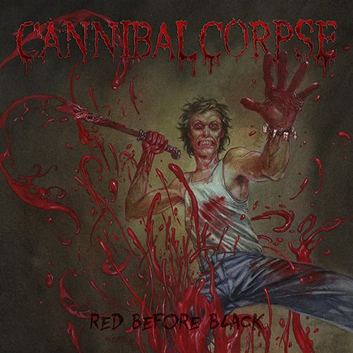 Cannibal Corpse: Red Before Black (Audio CD (Standard Version))