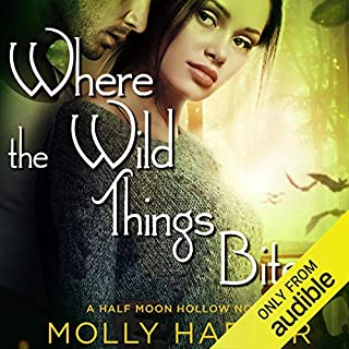 Where the Wild Things Bite audiobook cover art