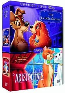 La Belle et le Clochard / Les aristochats - Bipack 2 DVD