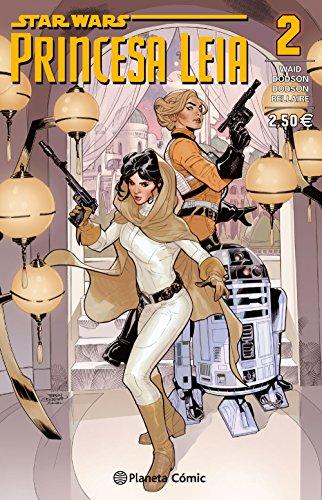 Star Wars Princesa Leia nº 02/05 (Star Wars: Cómics Grapa Marvel)