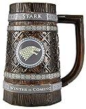 Game Of Thrones Jarra de Cerveza Stark Juego...