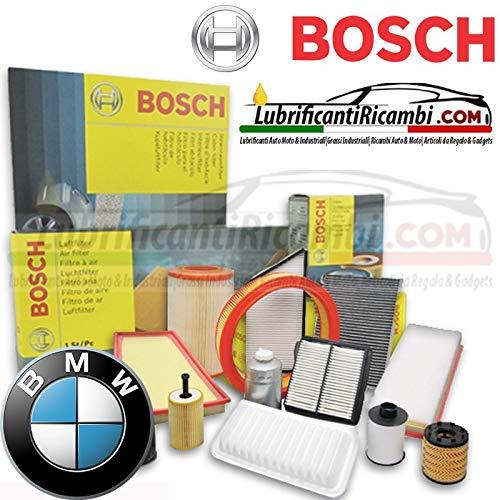 Kit de révision 4 filtres Bosch (F026407072, F026400119, F026402085, 1987432424)