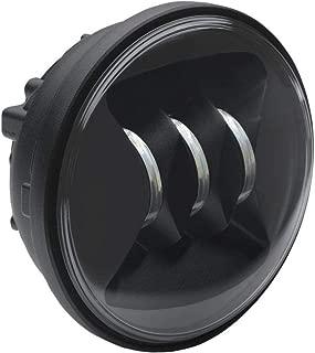 J.W. Speaker 0551583 Model 6045 12V SAE/ECE LED Fog Black Inner Bezel-2 Light Kit