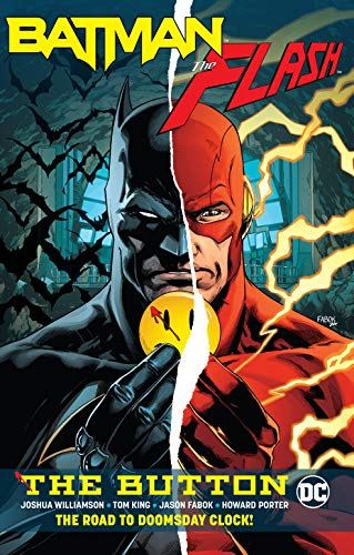 BATMAN FLASH THE BUTTON (Batman / the Flash)