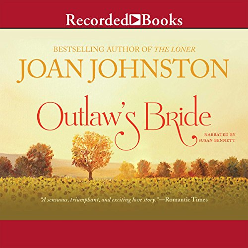 Outlaw's Bride audiobook cover art