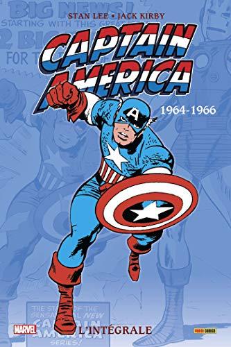 Captain America: L'intégrale 1964-1966 (T01 Nouvelle édition)