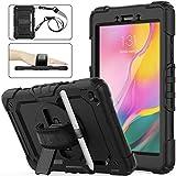SEYMAC stock Samsung Galaxy Tab A 8.0 SM-T290/T295/T297 Case,...
