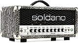 Soldano SLO-30 Super Lead Overdrive 30-watt Tube Head - Snake Skin with Metal Grille