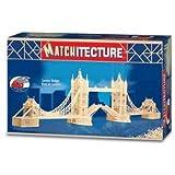 Matchitecture - 6631 - Jeu de Construction - Tower Bridge / Tower Bridge de Londres