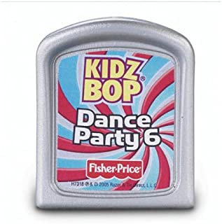 Fisher Price Star Station Dance Party #6 ROM Pack