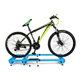 DDHJHFHF Simulation pour Bicyclette Indoor Trainer Indoor Cycling Bike Training Station Cycling Exercise Roller Trainer