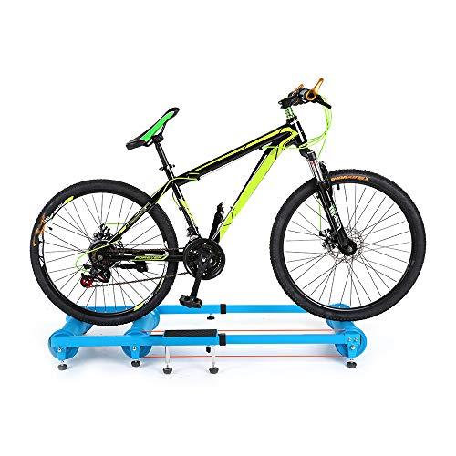 DDHJHFHF Simulación para Bicicleta Interior Entrenador Ciclismo Bicicleta de montaña estación de...