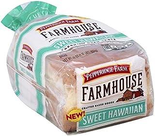 PEPPERIDGE FARM FARMHOUSE SWEET HAWAIIAN BREAD LOAF 22OZ