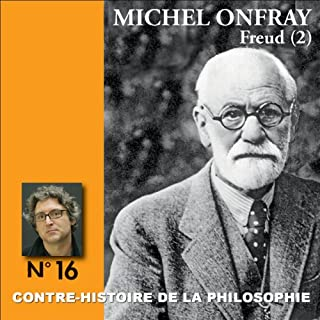 Contre-histoire de la philosophie 16.1 : Freud audiobook cover art