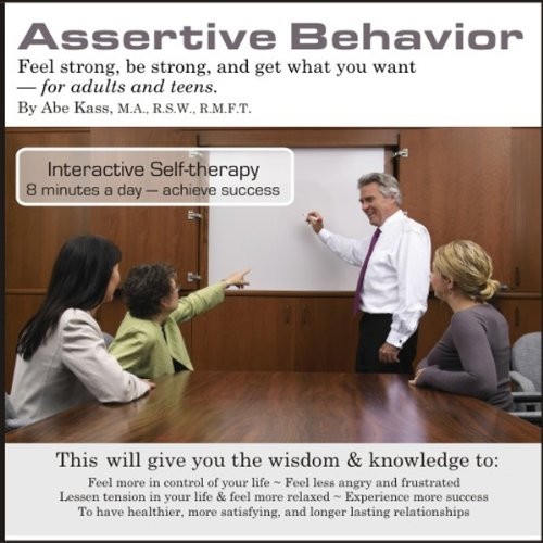 Assertive Behavior cover art