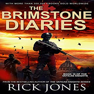 The Brimstone Diaries  cover art