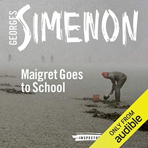 Couverture de Maigret Goes to School
