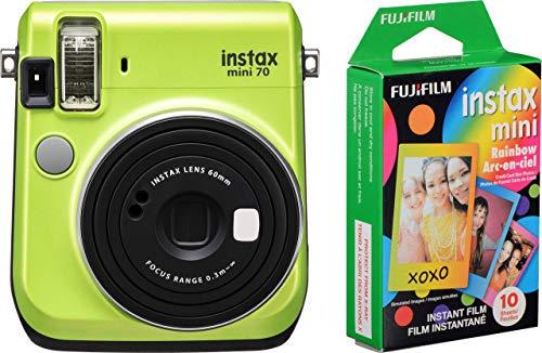 Fujifilm Instax Mini 70 Instant Film Camera (Kiwi...