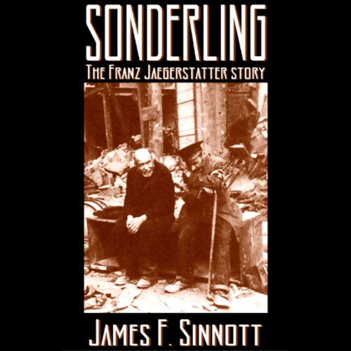 Sonderling audiobook cover art