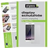 dipos I 6X Schutzfolie matt kompatibel mit Oppo R7s Folie Bildschirmschutzfolie