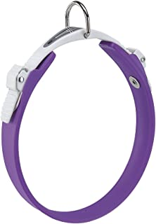 "Ferplast Ergoflex Collar, Purple, 9.84""/12.99"""