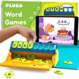 Plugo Letters by PlayShifu - Word Building with Phonics, Stories, Puzzles | 5-10...