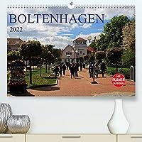 Boltenhagen 2022 (Premium, hochwertiger DIN A2 Wandkalender 2022, Kunstdruck in Hochglanz): Das Ostseebad Boltenhagen - ein Kleinod an der mecklenburgischen Ostseekueste. (Geburtstagskalender, 14 Seiten )