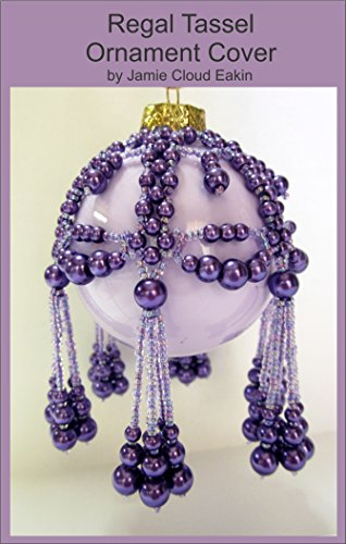 Regal Tassel Ornament Cover