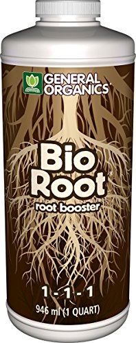 General Organics GH5322 BioRoot Plant Rooting Enhancer, 1 Quart