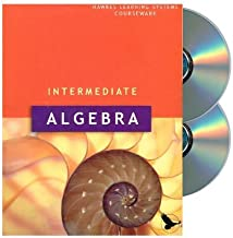 Hawkes Learning Systems Courseware: Intermediate Algebra (Edition unknown) by unknown [audiocd(0100£©]