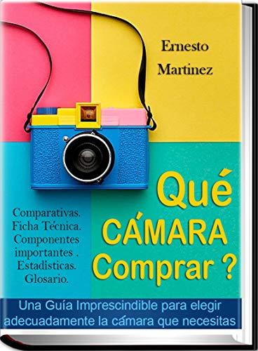 Qué Cámara Comprar?: Base de datos de las cámaras Reflex y Sin Espejo.