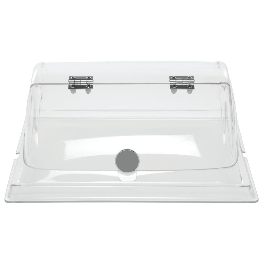 Hubert Dome Tray Cover with 5 ☆ very popular Door Square PETG x 14