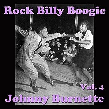 Rock Billy Boogie, Vol. 4