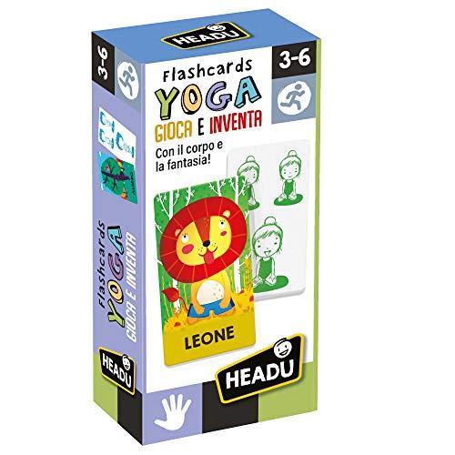 Headu- Flashcards Yoga, IT24018