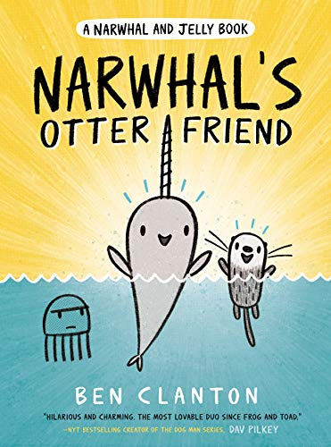 Image of Narwhal's Otter Friend (A Narwhal and Jelly Book #4)