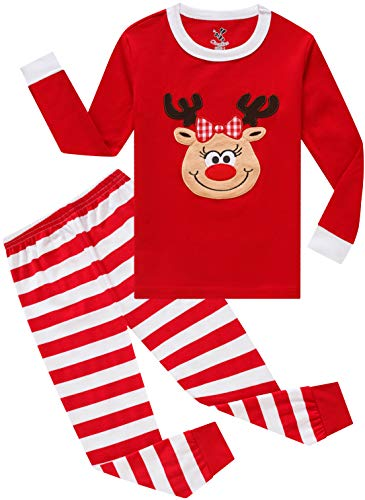 Christmas Red Striped Sleepwear