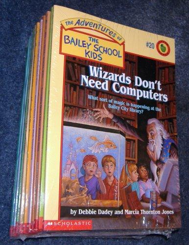 The Adventure of the Bailey School Kids Megapack (Ten Book Set) (The Adventures of the Bailey School Kids)