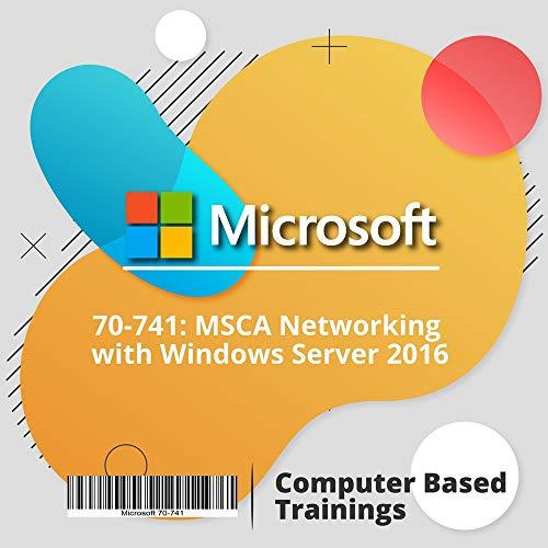 CBT Trainingsvideos für Microsoft 70-741: MSCA Netzwerke mit Windows Server 2016 und Test-Vorbereitungs-Quizzes
