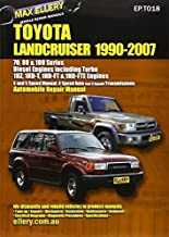 Toyota Landcruiser 1990-2002 Diesel Engines Including Turbo: 70's. 80's. and 100's Series: Automobile Repair Manual by Ellery. Max ( 2003 ) Paperback