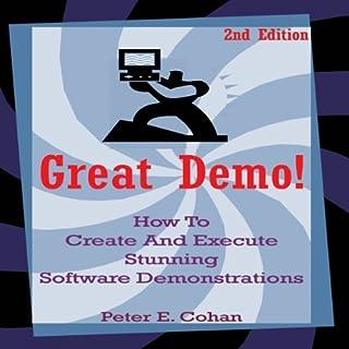 Great Demo! audiobook cover art