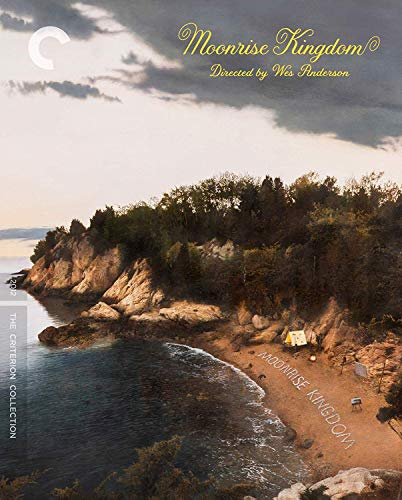 Blu-ray1 - Moonrise Kingdom (2012) (Criterion Collection) Uk Only (1 BLU-RAY)