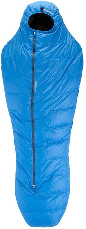 Sleeping Bag,Travel Camping Comfortable Indoor Outdoor Lightweight Compact Adults (color   blueee)
