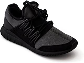adidas Mens Tubular Radial J Athletic & Sneakers