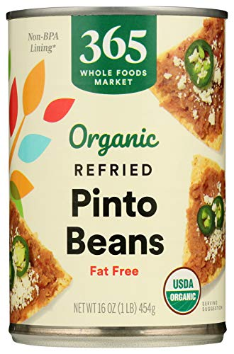 365 Everyday Value, Organic Refried Pinto Beans