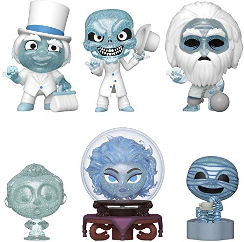Funko Mystery Mini Figuras de vinilo: Haunted Mansion – Una figura misteriosa, multicolor