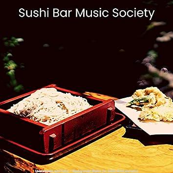 Shakuhachi and Koto - Background Music for Sushi Restaurants