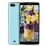 Blackview A20 Téléphones Portable Pas Cher,Smartphone Double Sim Debloqué(Écran:5.5'HD au Ratio...