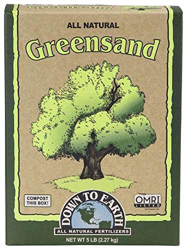 Down To Earth Organic Greensand Fertiliz Buy Online In Zambia At Desertcart