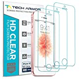 Tech Armor Clear Screen Protector for Apple iPhone 5/5C/5S (Pack of 3) battery case for i phone 5s Jan, 2021