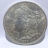 1881 S Morgan Silver Dollar Almost...